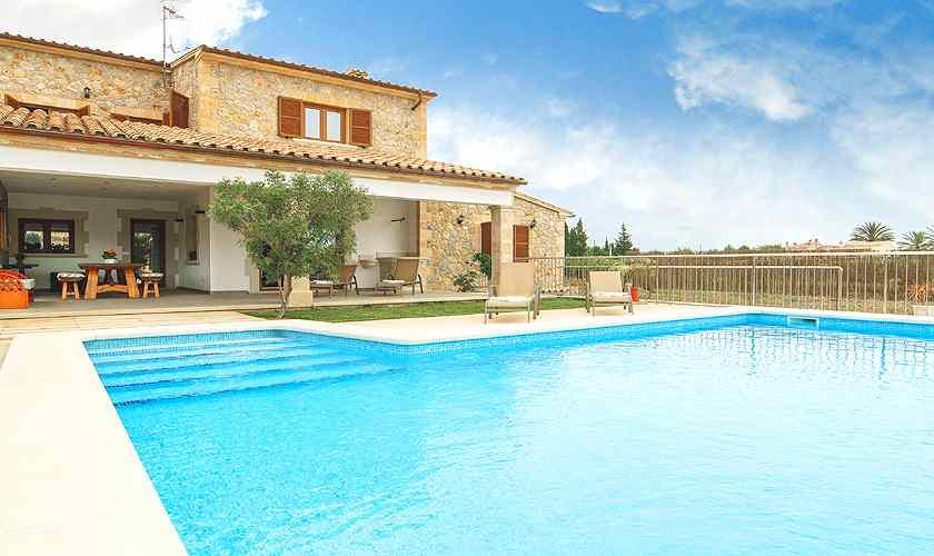 Pool und Finca Mallorca PM 3067