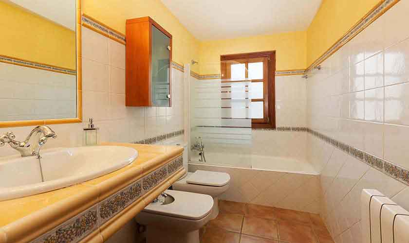 Badezimmer Ferienvilla Mallorca PM 3068