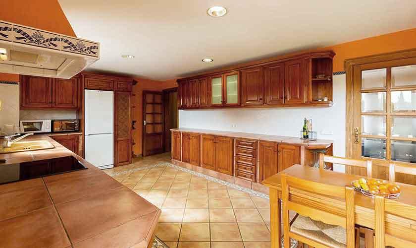 Küche Ferienvilla Mallorca PM 3068