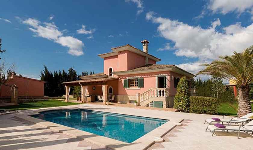 Pool und Ferienvilla Mallorca PM 3068