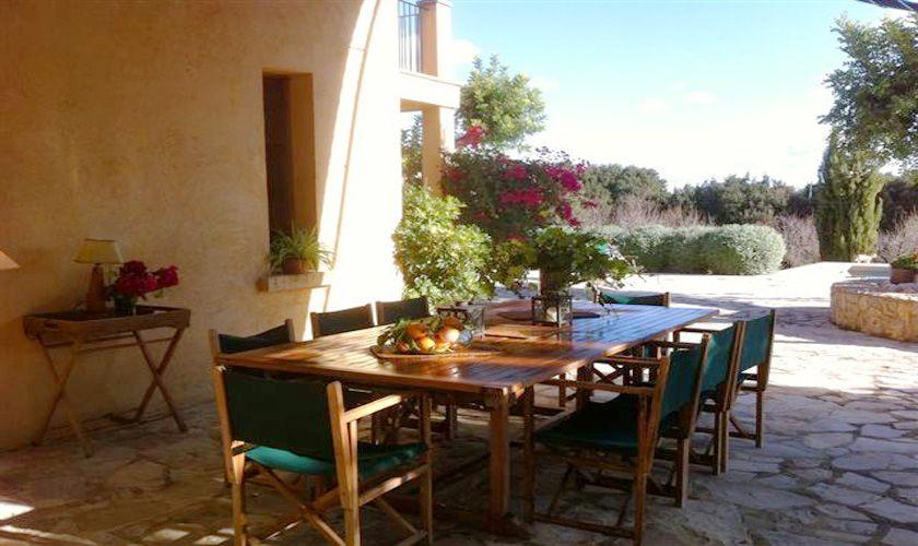 Terrasse Finca Mallorca PM 3015