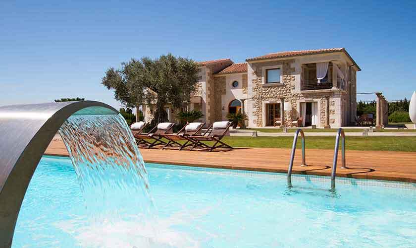 Pool und Ferienvilla Mallorca PM 3115