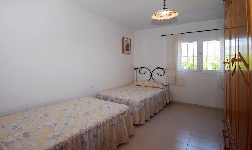 Zweibettzimmer Finca Mallorca bei Selva PM 312
