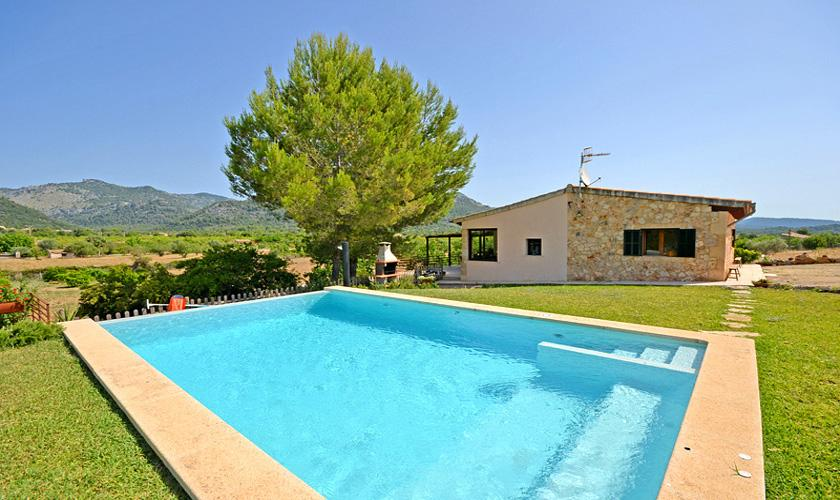 Pool und Ferienfinca Mallorca für 4 Personen PM 3131