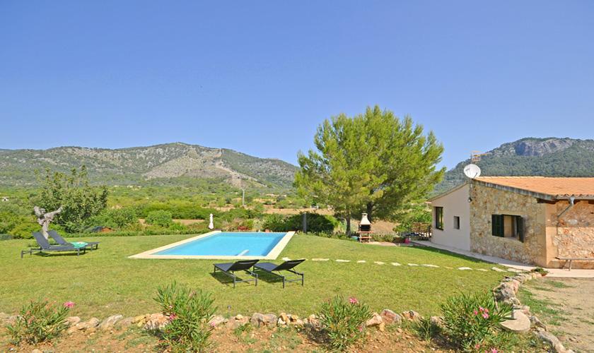 Pool und Ferienhaus Mallorca für 4 Personen PM 3131