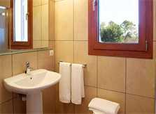 Badezimmer Ferienvilla Mallorca für 10 Personen PM 3132