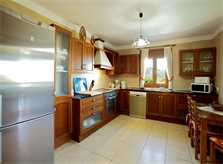 Küche Ferienvilla Mallorca für 10 Personen PM 3132