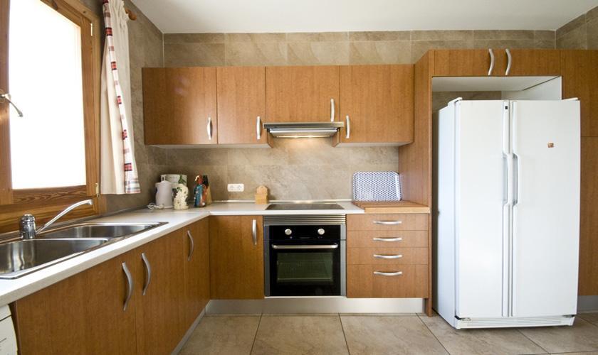 Küche Finca Mallorca für 10 Personen PM 316