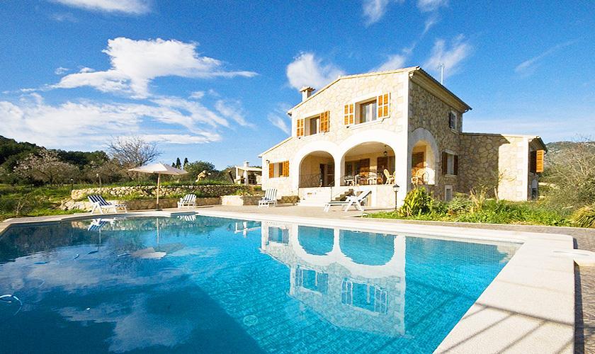 Pool und Finca Mallorca für 10 Personen PM 316