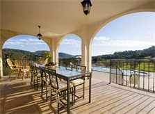 Terrasse Finca Mallorca für 10 Personen PM 316