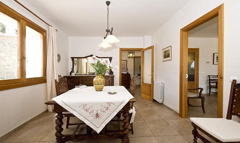 Wohnraum Finca Mallorca für 10 Personen PM 316