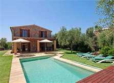 Pool und Finca Mallorca 8 Personen PM 317