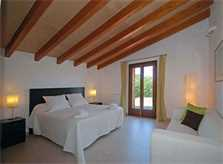 Schlafzimmer Finca Mallorca 8 Personen PM 317