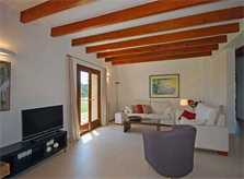 Wohnraum Finca Mallorca 8 Personen PM 317
