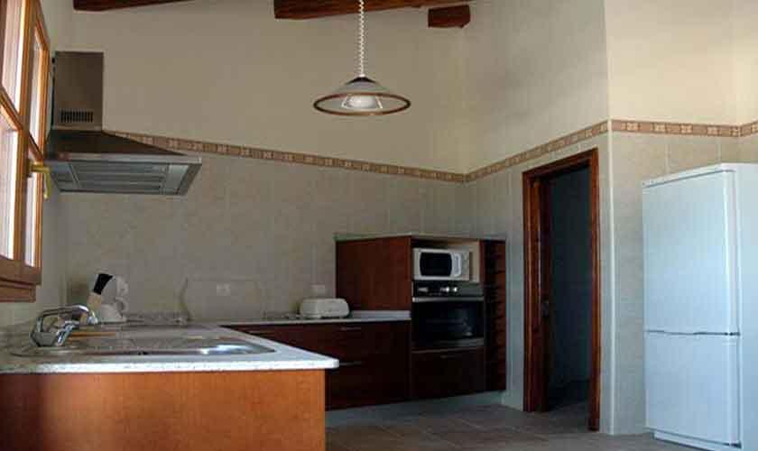 Küche Ferienhaus Mallorca 16-18 Personen PM 318