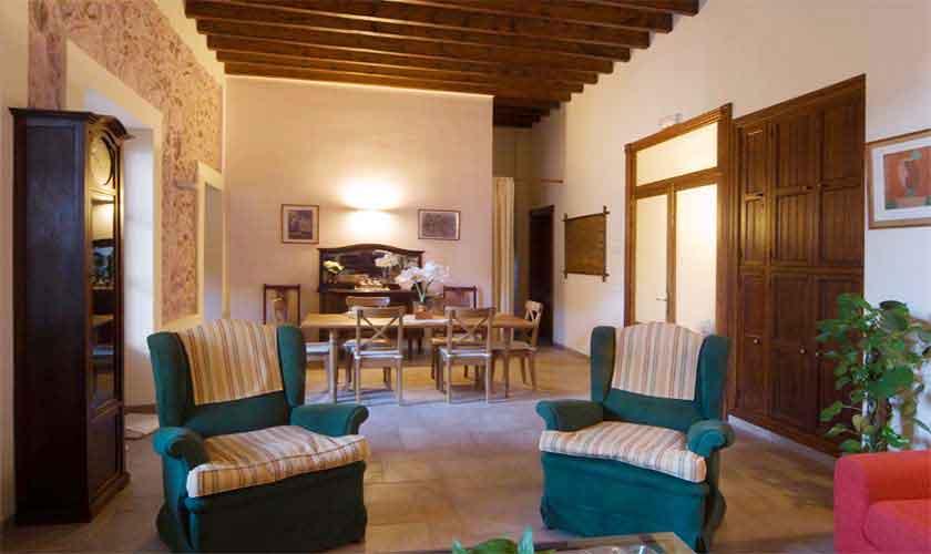 Wohnraum Ferienhaus Mallorca 16-18 Personen PM 318 Ferienhaus Mallorca 16-18 Personen PM 318