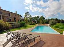 Pool und Ferienvilla Mallorca 14 Personen PM 320