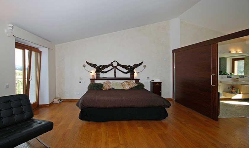 Schlafzimmer Exklusives Ferienhaus Mallorca 14 Personen PM 320