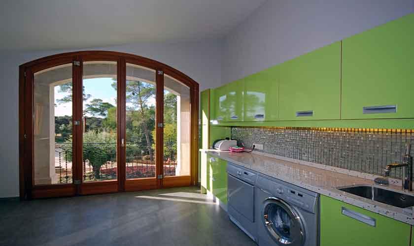 Waschküche Ferienvilla Mallorca 14 Personen PM 320