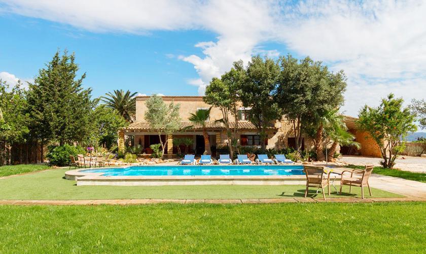 Pool und Finca Mallorca 8 Personen PM 3215
