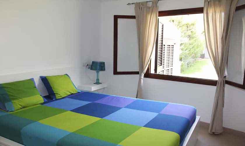 Schlafzimmer Ferienhaus Mallorca Norden PM 3221