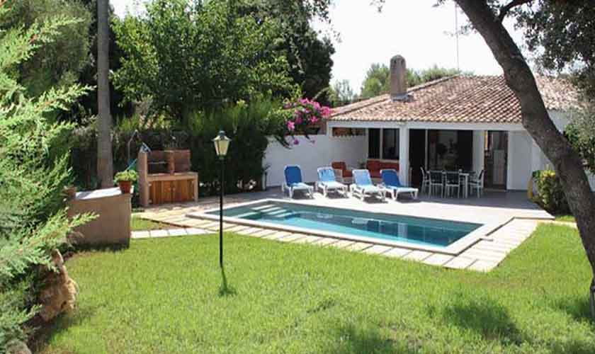 Pool und Finca Mallorca Norden PM 3221