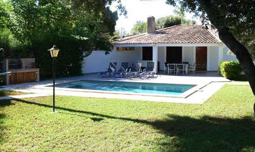 Pool und Ferienhaus Mallorca Norden PM 3221