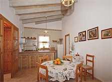 Essplatz Ferienhaus Mallorca PM 324