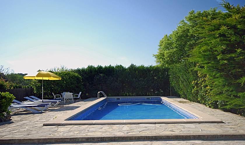 Poolblick Finca Mallorca 4 Personen PM 324