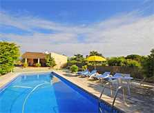 Pool und Ferienfinca Mallorca Norden PM 324