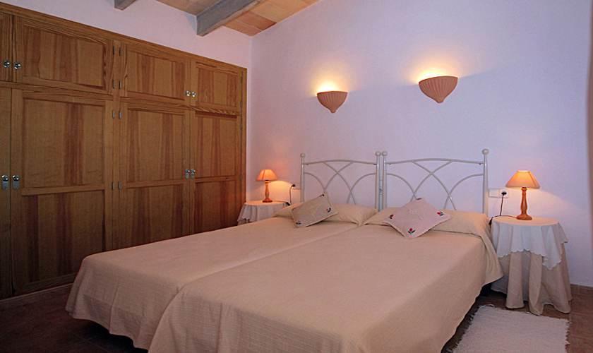 Schlafzimmer Ferienhaus Mallorca PM 324