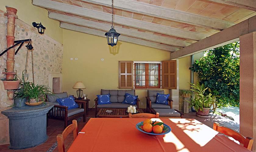 Terrasse Finca Mallorca PM 324