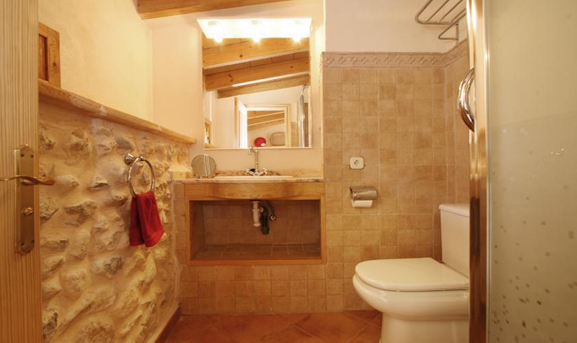 Badezimmer Finca Mallorca PM 325