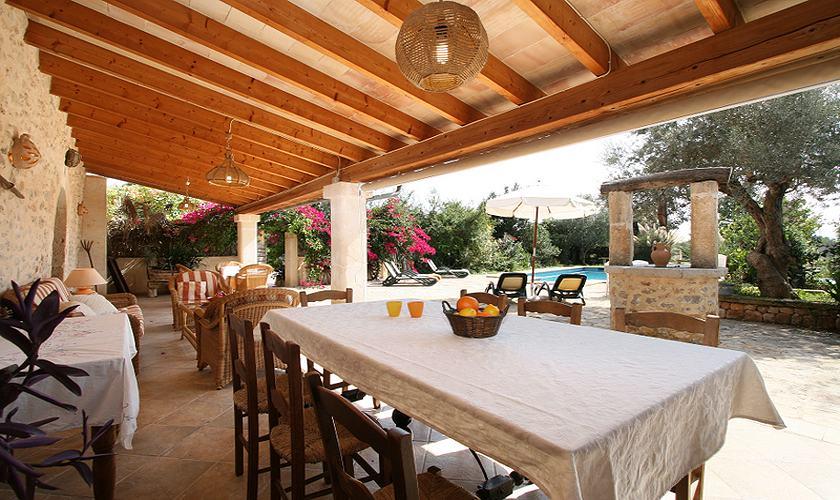 Terrasse Finca Mallorca PM 325