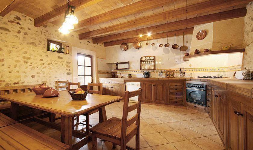 Küche Finca Mallorca PM 325