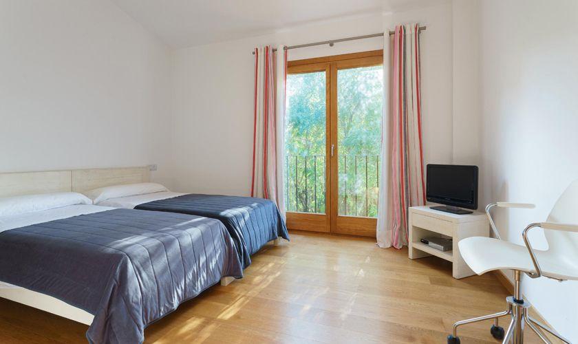 Schlafzimmer Ferienfinca Pollensa 8 Personen PM 3314