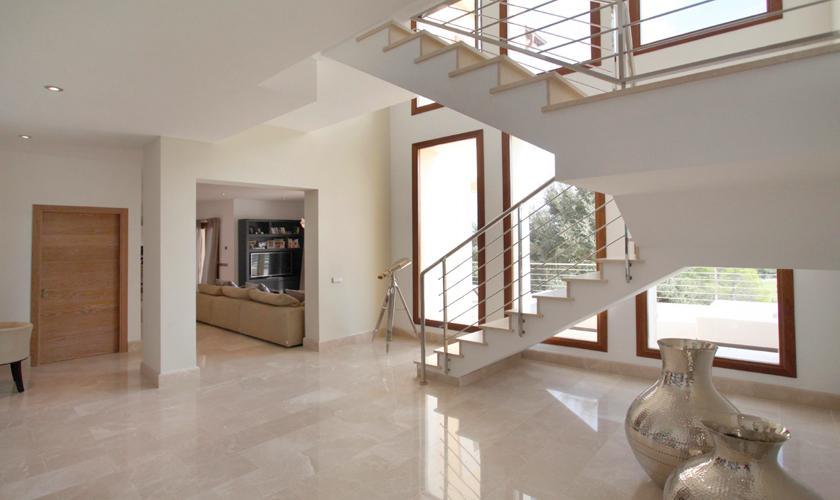 Eingangshalle Luxusvilla Mallorca für 12 Personen PM 3318