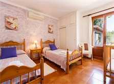 Schlafzimmer Finca Mallorca für 6 Personen PM 3325