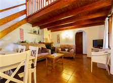 Wohnraum Finca Mallorca für 6 Personen PM 3325