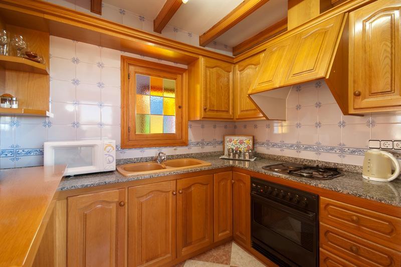 Küche App.  Finca Mallorca Pollensa PM 3328