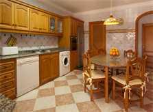 Küche Finca Mallorca Pollensa PM 3328