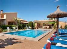 Pool und Finca Mallorca Pollensa PM 3328