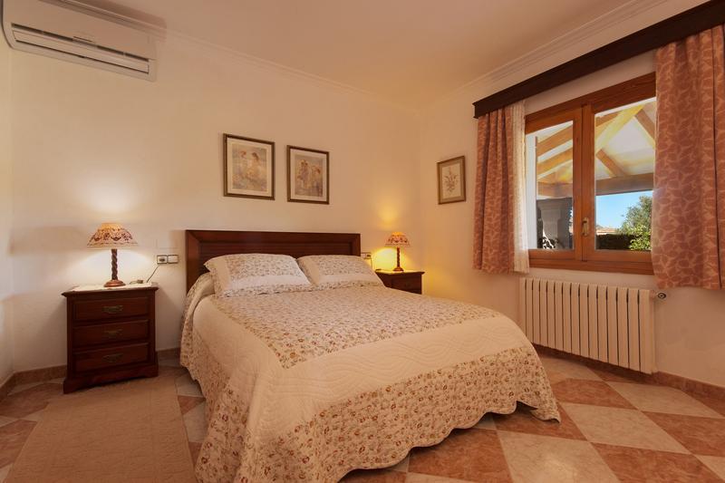 Schlafzimmer Finca Mallorca Pollensa PM 3328