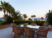 Terrasse Luxusvilla Mallorca 12 Personen PM 3329