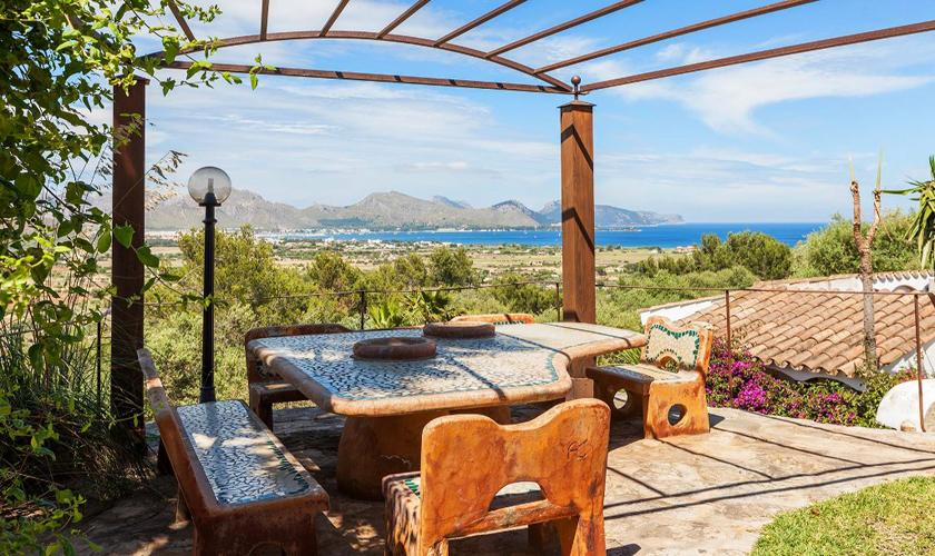 Meerblick Luxusvilla Mallorca 12 Personen PM 3329