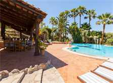 Pool und Terrasse Exklusive Finca Mallorca 12 Personen PM 3329