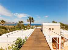 Blick auf die Exklusive Finca  Mallorca PM 3329