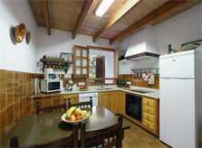 Küche Finca Mallorca Pollensa PM 3334