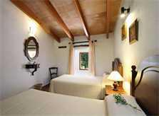 Schlafzimmer Finca Mallorca Pollensa PM 3334