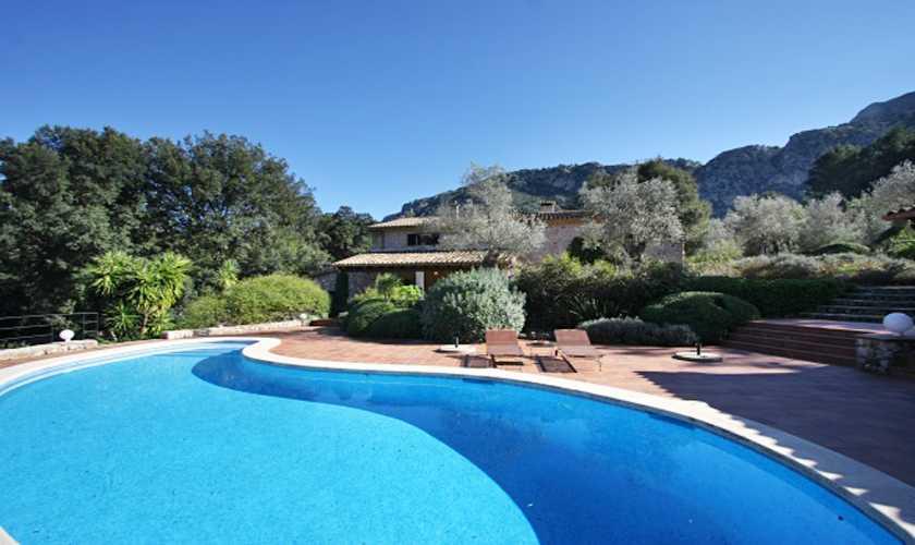 Pool und Finca Mallorca 8 Personen PM 334